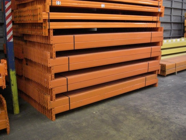 Second Hand Redirack Pallet Racking